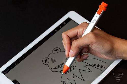Apple Pencil Vs Logitech Crayon Stylus Comparison For Ipad (2018)