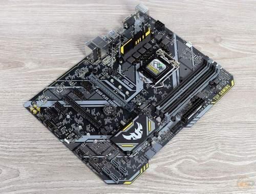 Asus Tuf B360 Plus Gaming BIOS Setup