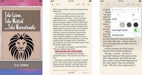 Book Reader Apps On Iphone