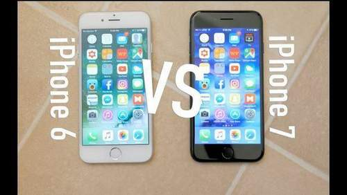 Comparison Of Iphone 7 And Iphone 6 Who Is Better