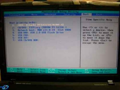 Enable Bios Notebook Acer Aspire 5739g