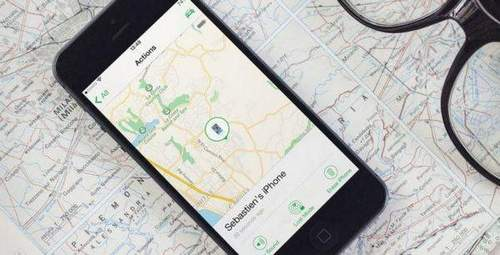 Find Iphone On Map By Number