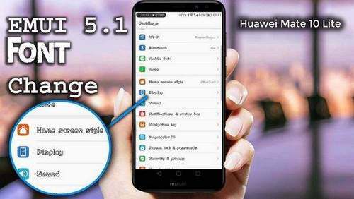 How to Change the Font on Huawei P20 Lite