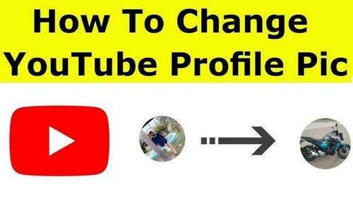 How To Change Your Avatar On Youtube On Phone