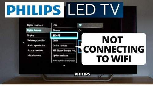 How to Connect a Philips TV to a Computer