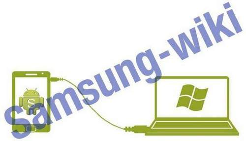 How to Connect a Samsung Smartphone to a Computer