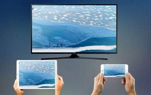 How to Connect to a Samsung TV From an iPhone