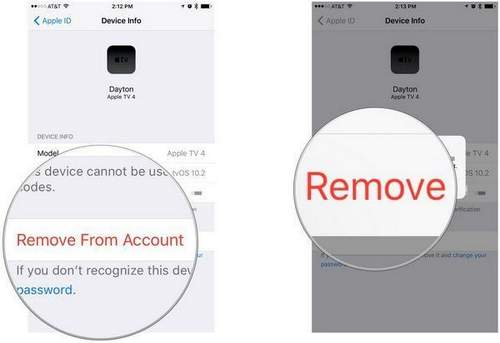 How To Delete An Account On An Apple Id And Icloud Iphone