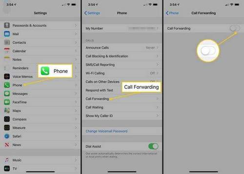 How to Disable Call Forwarding On Huawei
