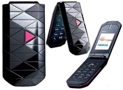 How To Disassemble A Nokia 7070 Prism Phone