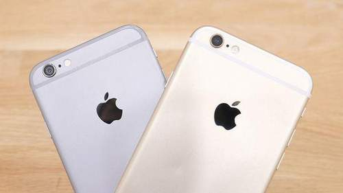 How to distinguish iphone 6 from 6s