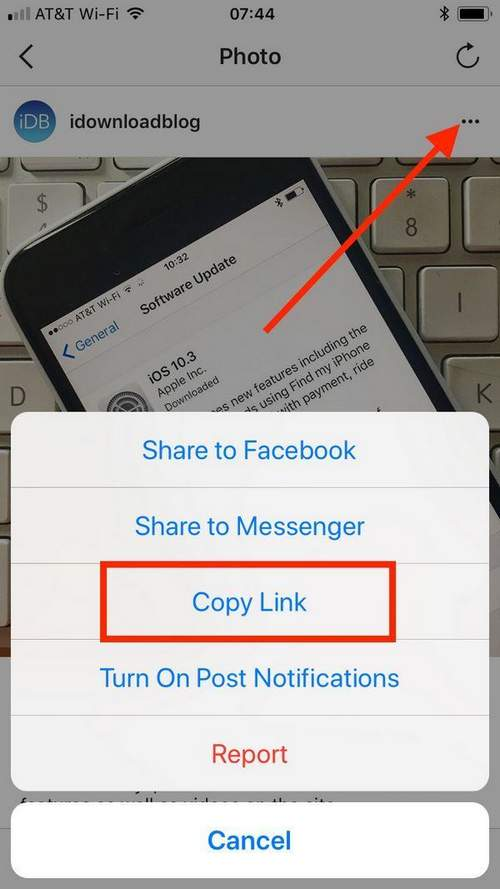 How To Downloads From Instagram