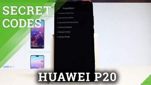 How to Enter Huawei Engineering Menu