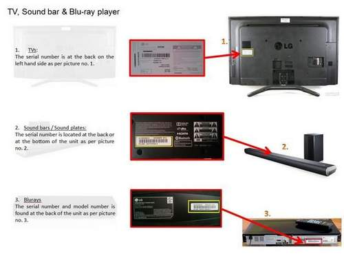How to Find Out Id Lg Smart TV Tv