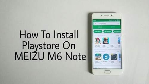 How To Install Play Market On Meizu (Meizu)