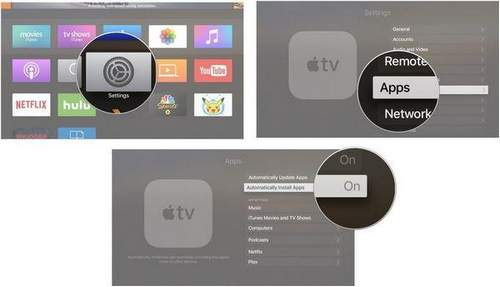 How to Install the App on Apple TV