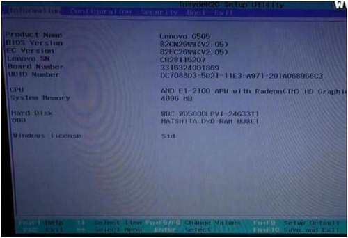 How to Install Windows On Lenovo G505s