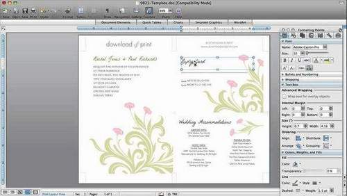 How to Make Invitations on a Computer