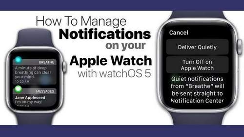 How to Manage Your Apple Watch