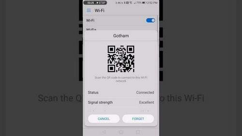 How to Read Qr Code On Huawei