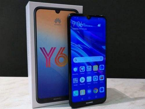 How to Reload Huawei Y6 Pro