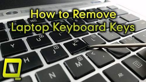 How To Remove A Keyboard From A Laptop Without Damaging Anything