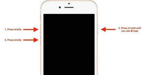 How To Restart Iphone X, 8, 7, 6, Se With Two Buttons, If It Freezes