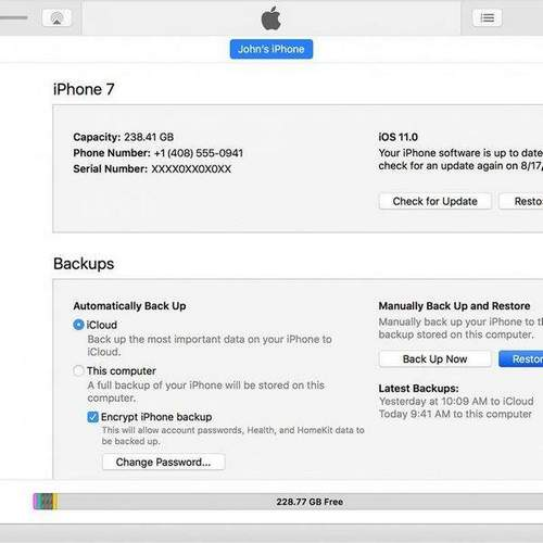 How to Roll Back Firmware On iPhone
