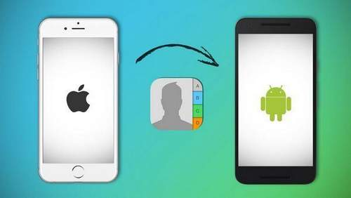 How To Transfer Contacts From An Iphone To An Android