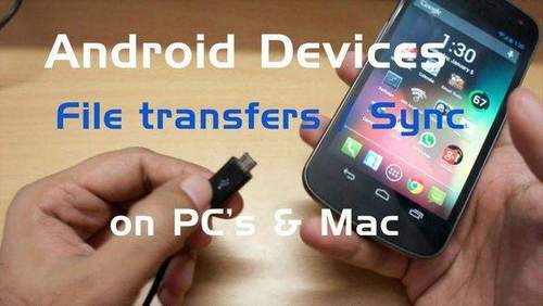 How to Transfer Data From Samsung to Computer