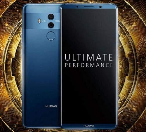 Huawei Mate 10 Pro Update