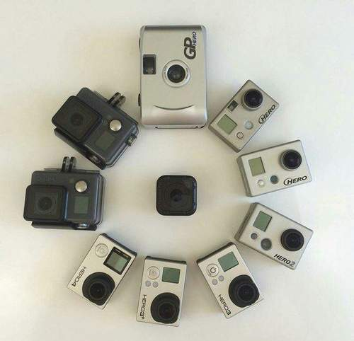 I Have a Gopro Hero 7 Camera