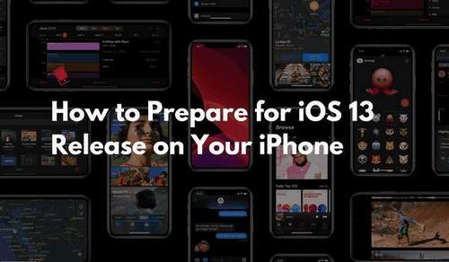 """Ios 13 Released. How To Update Iphone And Ipod Touch. """"Over The Air"""" And Via Pc"""
