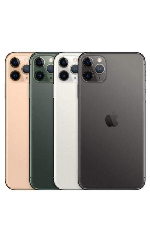 Iphone 11 Pro Max What Colors