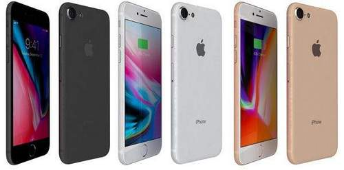 Iphone 8 What Colors Are