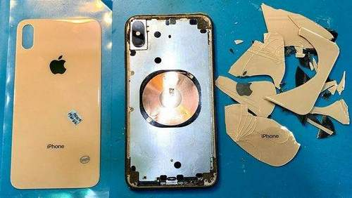 Iphone Xs Max Rear Window Replacement