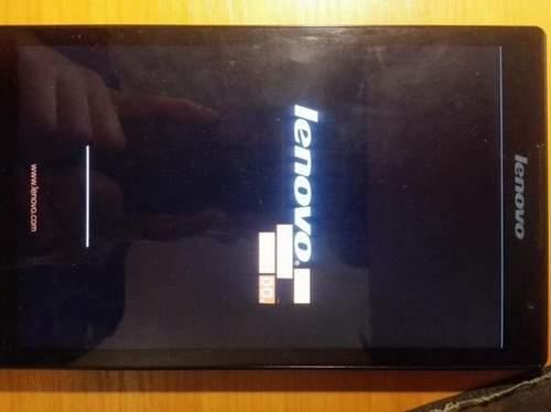 Lenovo Yoga Tablet Not Loading