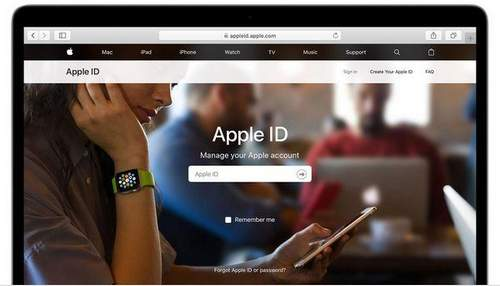 Manage And Use Your Apple Id
