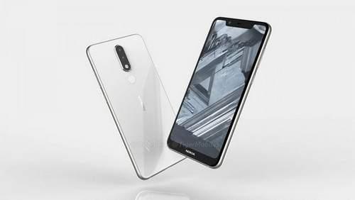 Nokia 5 1 Plus Camera Setup