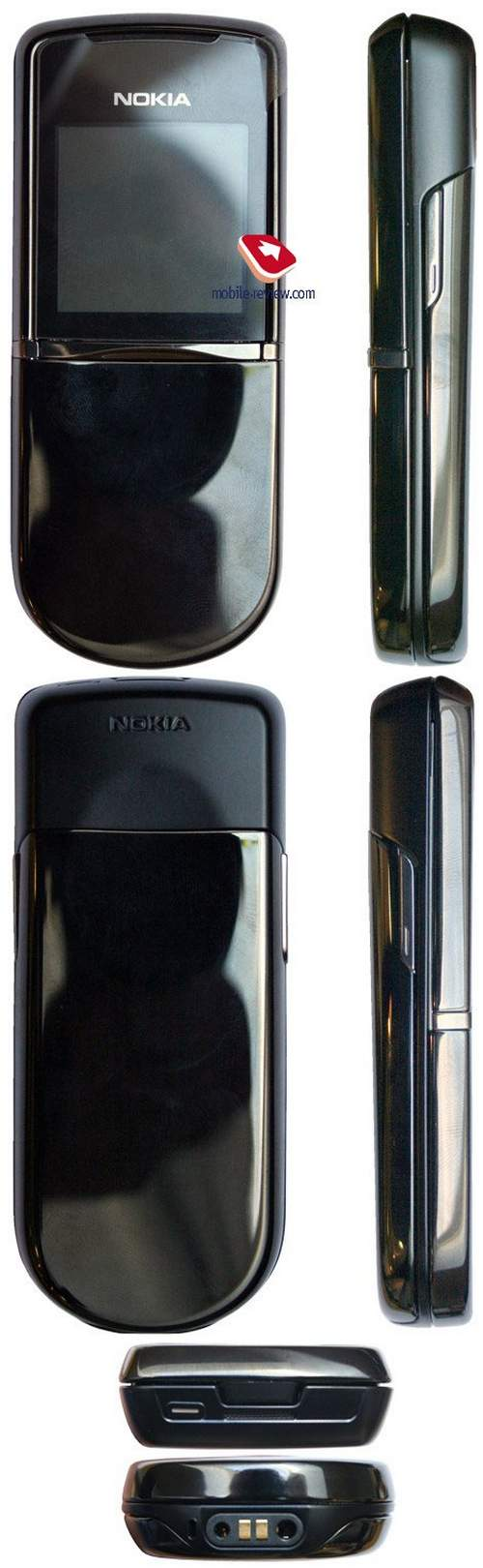 Nokia 8800 Increase Volume Dynamics