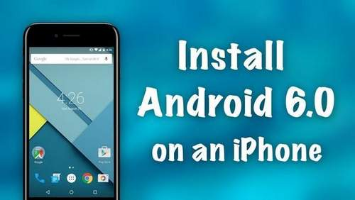 Put Android On Iphone 4
