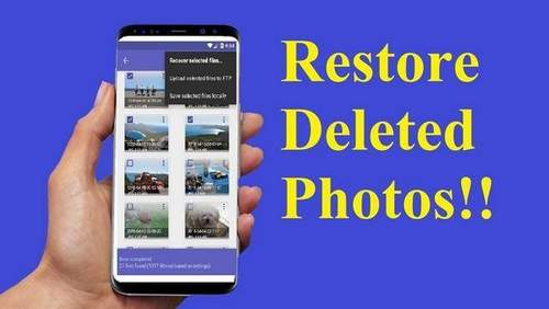 Recover Deleted Photos On Samsung Phones