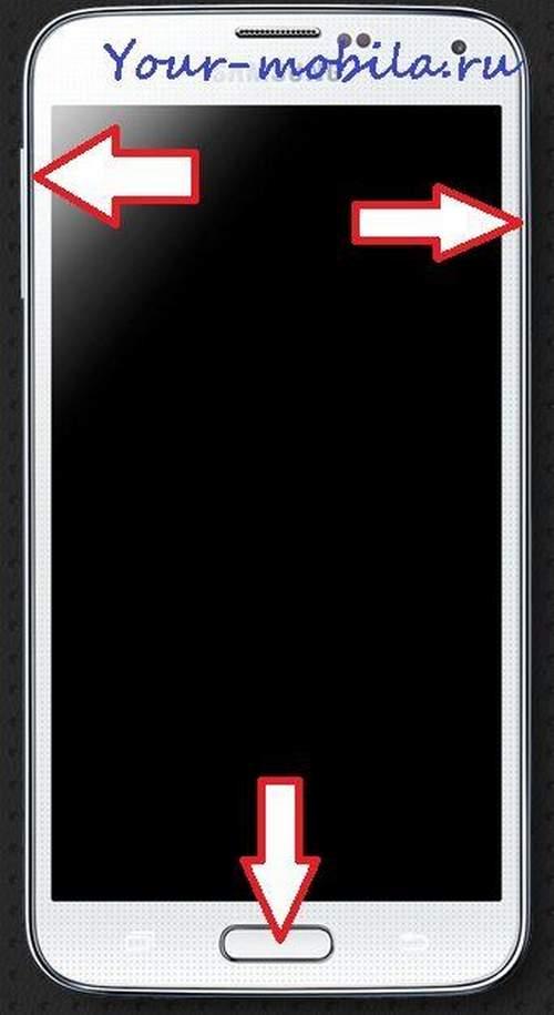 Samsung Galaxy S5 Hard Reset How to Make