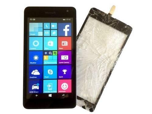 Screen Replacement On Microsoft Lumia 535