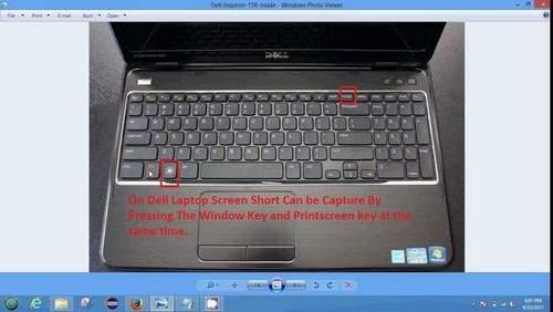 Screenshot On Dell Laptop