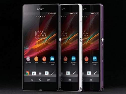 Screenshot On Sony Xperia Z2
