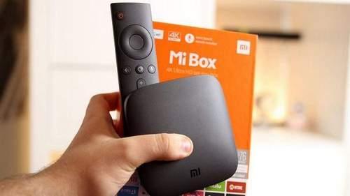 Set up the Xiaomi Tv Box S