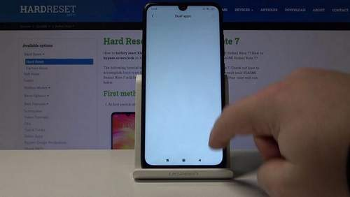Setting Up Contacts On Xiaomi Redmi Note 7