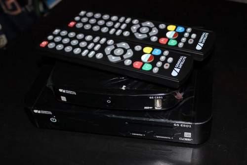 Tricolor TV Connection Diagram For 2 TVs