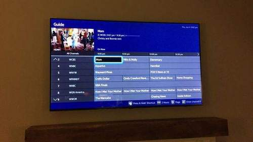 TV Does Not Show Cable Channels